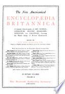 New Americanized Encyclop  dia Britannica  A Z
