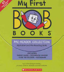My First Bob Books