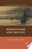 Romanticism and the City