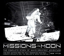 Missions To The Moon : space and yearned to explore. beginning with...