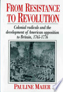 From Resistance to Revolution Book PDF