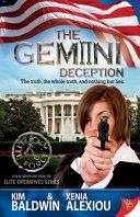 The Gemini Deception Book Cover