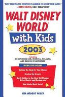 Walt Disney World With Kids 2003