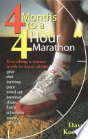 Four Months to a Four Hour Marathon