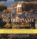 Notre Dame Inspirations Why The University Of Notre Dame Exerts A