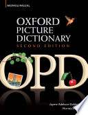 Oxford Picture Dictionary Monolingual  American English  dictionary for teenage and adult students