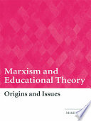 Marxism and Educational Theory