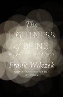 The Lightness of Being Book PDF