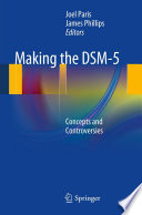 Making the DSM 5