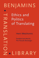 download ebook ethics and politics of translating pdf epub