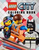 Lego City Coloring Book