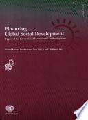 Financing Global Social Development