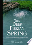This Deep Pierian Spring