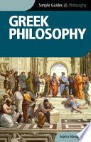 Greek Philosophy   Simple Guides