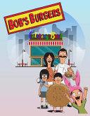 Bob s Burgers Coloring Book