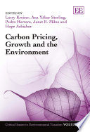 Carbon Pricing  Growth and the Environment