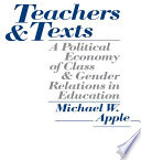 Teachers and Texts