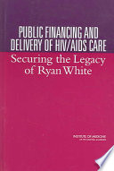 Public Financing And Delivery Of Hiv Aids Care