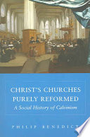 Christ s Churches Purely Reformed