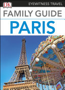 DK Eyewitness Family Guide Paris Book