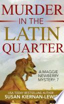Murder in the Latin Quarter Pdf/ePub eBook