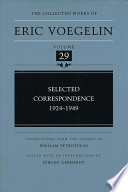 Selected Correspondence  1924 1949