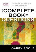 The Complete Book of Questions That Raising Questions Is A Powerful Way