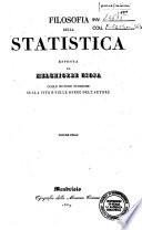 Filosofia della statistica