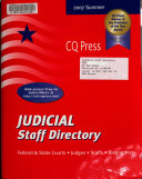 Judicial Staff Directory