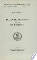 The Katherine Group : ...