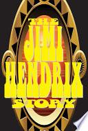 The Jimi Hendrix Story book