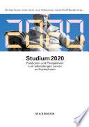Studium 2020