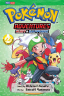 Pokémon Adventures : screen into the pages of...