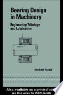 Bearing Design in Machinery