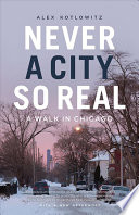 Never A City So Real : narrative has been gaining steam...