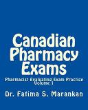 Canadian Pharmacy Exams   Pharmacist Evaluating Exam Practice 3rd Ed Nov 2015