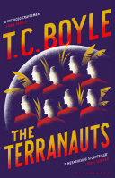 The Terranauts Book Cover