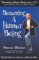 Becoming A Humor Being