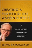 Creating a Portfolio like Warren Buffett Book