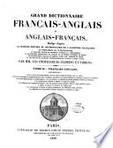 Royal dictionary English and French, and French and English