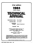 Power Farming Technical Annual