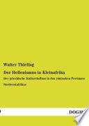 Der Hellenismus in Kleinafrika