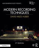 Modern recording techniques /
