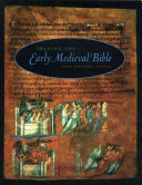 Imaging the Early Medieval Bible
