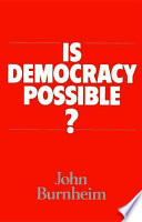 Is Democracy Possible