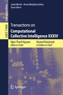 Transactions On Computational Collective Intelligence Xxxiv