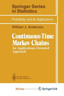 Continuous Time Markov Chains