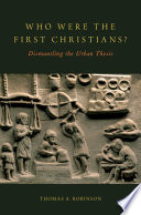 Who Were the First Christians