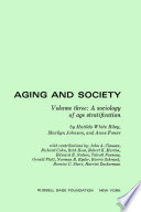 Aging and Society  Volume 3
