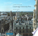 A Short History Of Cambridge University Press book